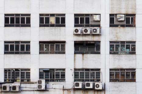 Inquinamento Indoor: gli impianti di condizionamento