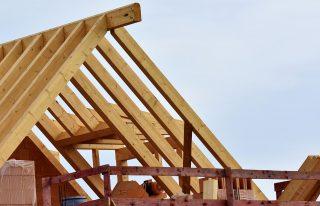 La struttura in legno