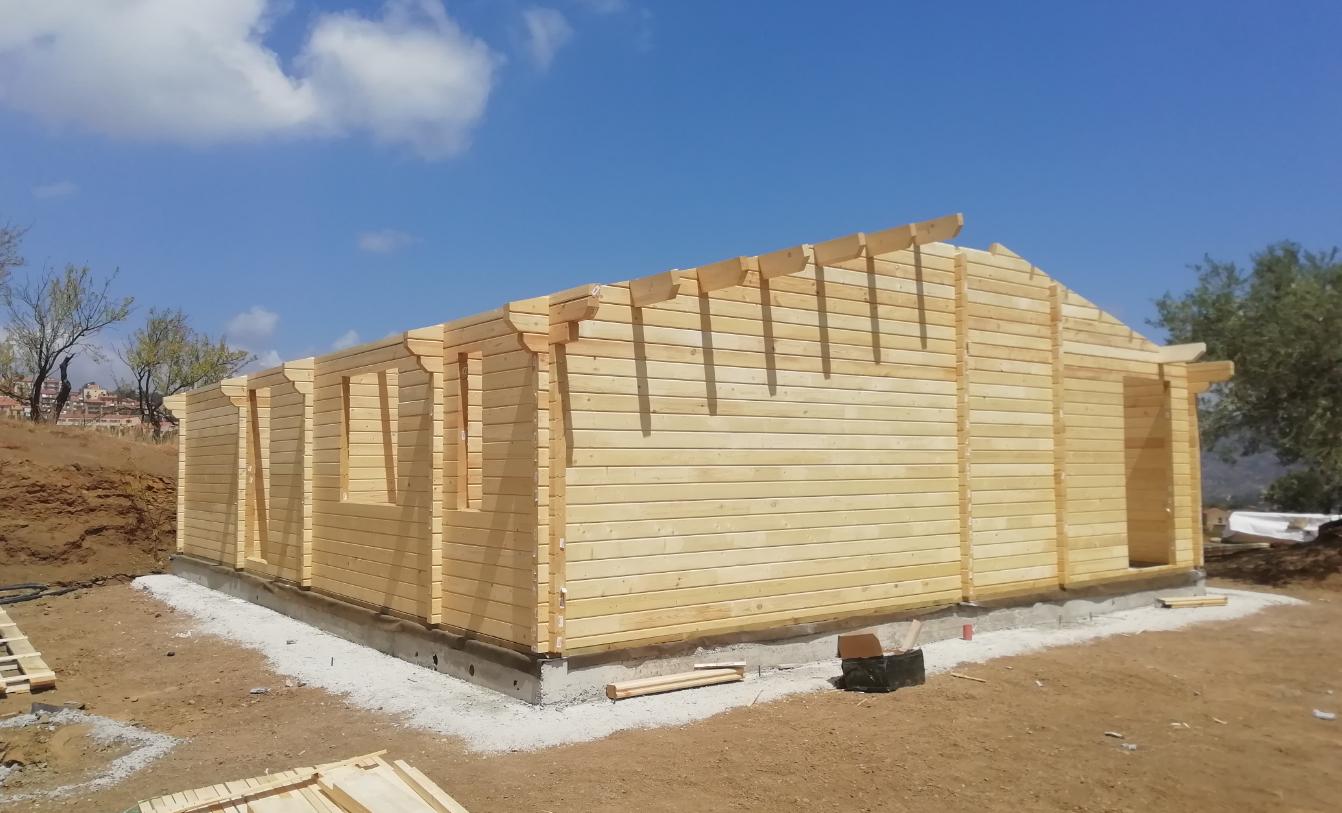 tecniche costruzioni legno